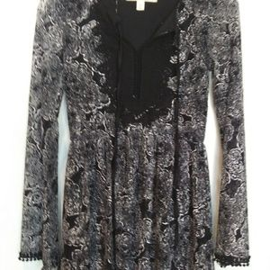 Lace Dress by Miami Bell Sleeves